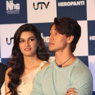 heropanti launch43 185x185 In Pictures and Video: More Aamir Khan and Tiger Shroff at Heropanti Trailer Launch!