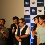 heropanti launch46 185x185 In Pictures and Video: More Aamir Khan and Tiger Shroff at Heropanti Trailer Launch!