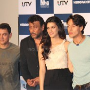heropanti launch47 185x185 In Pictures and Video: More Aamir Khan and Tiger Shroff at Heropanti Trailer Launch!