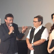 heropanti launch5 185x185 In Pictures and Video: More Aamir Khan and Tiger Shroff at Heropanti Trailer Launch!