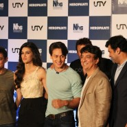 heropanti launch50 185x185 In Pictures and Video: More Aamir Khan and Tiger Shroff at Heropanti Trailer Launch!