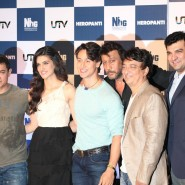 heropanti launch51 185x185 In Pictures and Video: More Aamir Khan and Tiger Shroff at Heropanti Trailer Launch!
