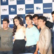 heropanti launch53 185x185 In Pictures and Video: More Aamir Khan and Tiger Shroff at Heropanti Trailer Launch!