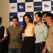 heropanti launch54 185x185 In Pictures and Video: More Aamir Khan and Tiger Shroff at Heropanti Trailer Launch!
