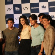 heropanti launch55 185x185 In Pictures and Video: More Aamir Khan and Tiger Shroff at Heropanti Trailer Launch!
