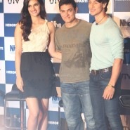 heropanti launch57 185x185 In Pictures and Video: More Aamir Khan and Tiger Shroff at Heropanti Trailer Launch!