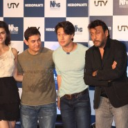 heropanti launch59 185x185 In Pictures and Video: More Aamir Khan and Tiger Shroff at Heropanti Trailer Launch!
