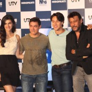 heropanti launch60 185x185 In Pictures and Video: More Aamir Khan and Tiger Shroff at Heropanti Trailer Launch!