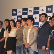 heropanti launch7 185x185 In Pictures and Video: More Aamir Khan and Tiger Shroff at Heropanti Trailer Launch!