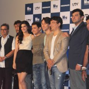 heropanti launch8 185x185 In Pictures and Video: More Aamir Khan and Tiger Shroff at Heropanti Trailer Launch!