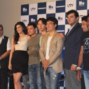 heropanti launch9 185x185 In Pictures and Video: More Aamir Khan and Tiger Shroff at Heropanti Trailer Launch!