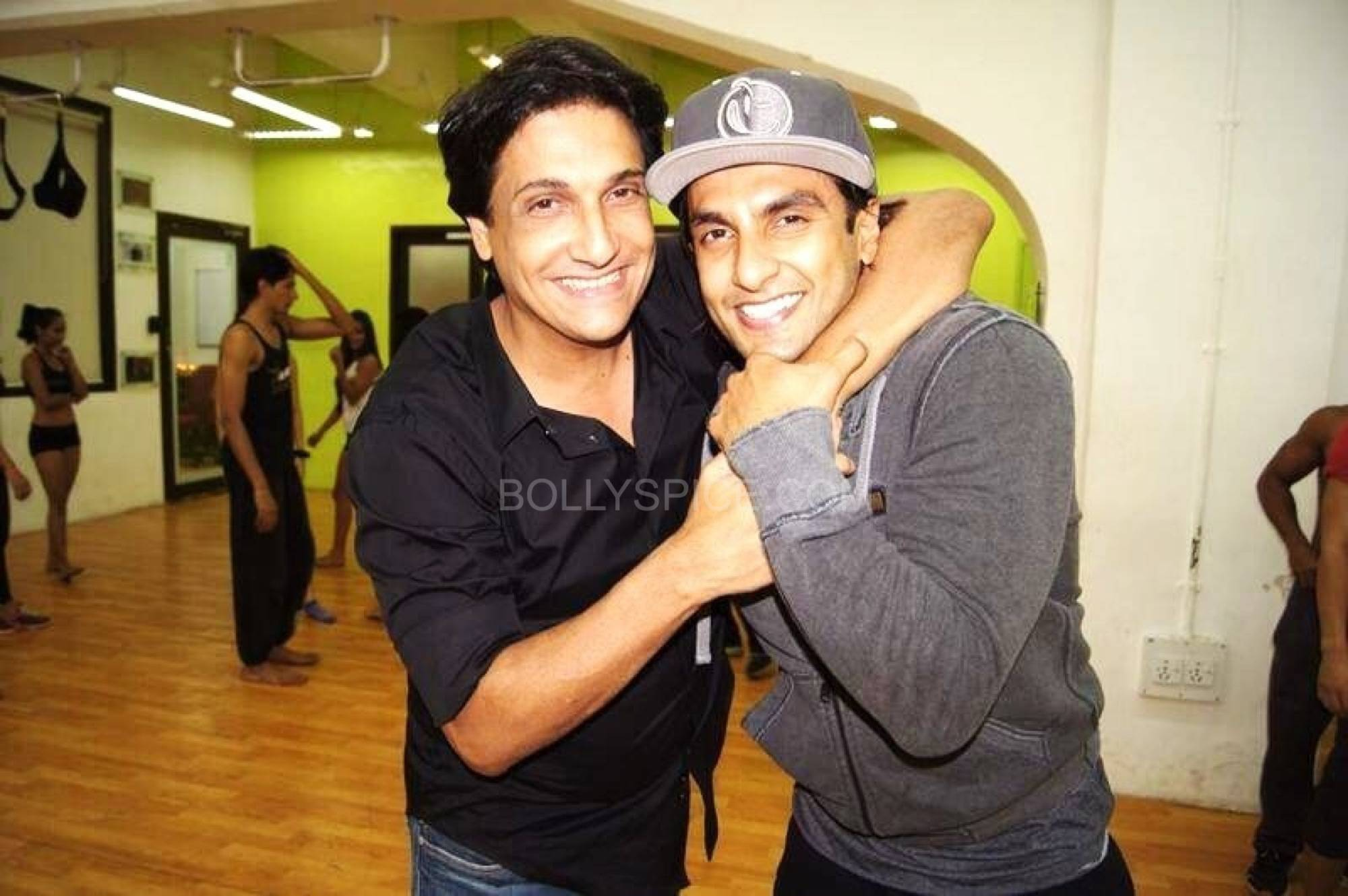 iifa shiamakoniffawards2 Shiamak Davar gives us the scoop as he is ready to Rock at IIFA with performances by Hrithik, Shahid, Madhuri, Deepika, Ranveer and Siddharth