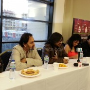 pritam press con4 185x185 In Pictures and Video: Pritam Press Conference in UK! Exclusive!