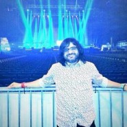pritamonstagewembley 185x185 In Pictures and Video: Pritam Press Conference in UK! Exclusive!