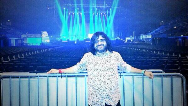 pritamonstagewembley In Pictures and Video: Pritam Press Conference in UK! Exclusive!