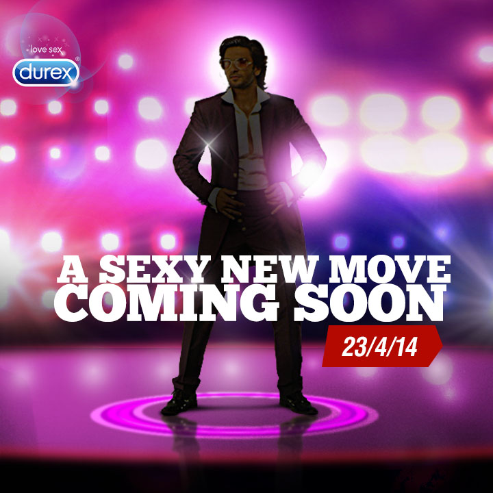 ranveersexynewmove01 Ranveer Singh and Durex = A Sexy New Move Coming Soon