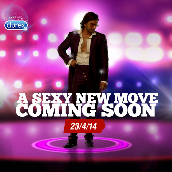 ranveersexynewmove02 Ranveer Singh and Durex = A Sexy New Move Coming Soon