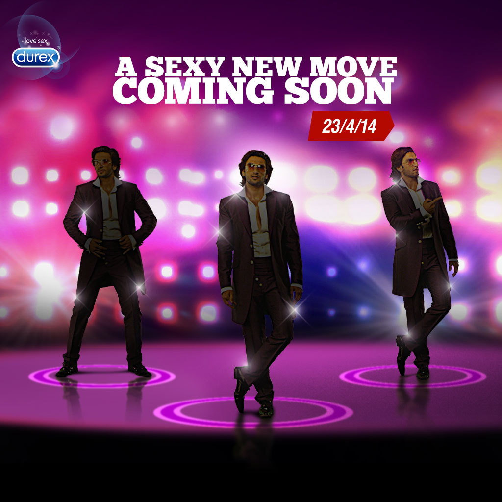 ranveersexynewmove04 Ranveer Singh and Durex = A Sexy New Move Coming Soon