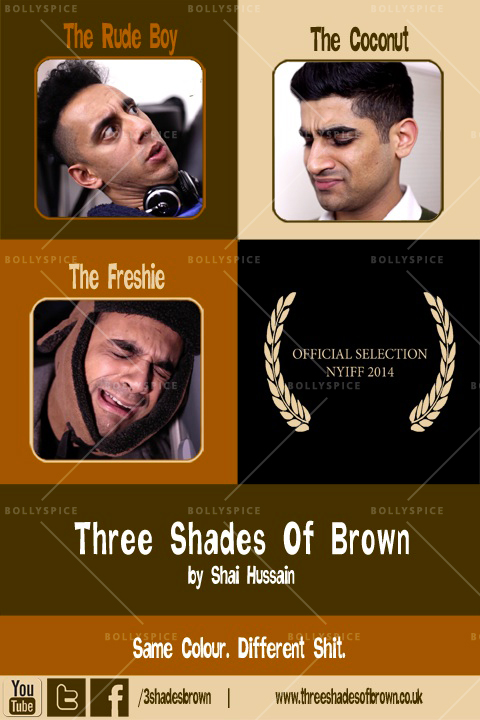 14may 2ShadesOfBrown NYIFF6May Three Shades of Brown World Premiere at the New York Indian Film Festival