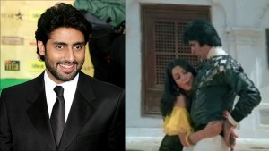 14may Abhishek Tamanchey PyarNeDilPe 300x169 Abhishek Bachchan thrilled that TAMANCHEY is using 'Pyar Mein Dil Pe'