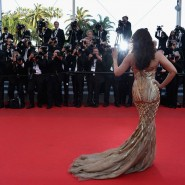 14may AishwaryaCannes03 185x185 Aishwarya Rai Bachchan stunning look at Cannes 2014