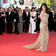 14may AishwaryaCannes08 185x185 Aishwarya Rai Bachchan stunning look at Cannes 2014