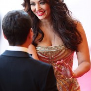 14may AishwaryaCannes23 185x185 Aishwarya Rai Bachchan stunning look at Cannes 2014