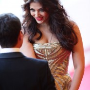 14may AishwaryaCannes24 185x185 Aishwarya Rai Bachchan stunning look at Cannes 2014