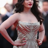 14may AishwaryaCannes29 185x185 Aishwarya Rai Bachchan stunning look at Cannes 2014