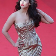 14may AishwaryaCannes32 185x185 Aishwarya Rai Bachchan stunning look at Cannes 2014