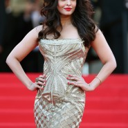 14may AishwaryaCannes34 185x185 Aishwarya Rai Bachchan stunning look at Cannes 2014