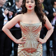 14may AishwaryaCannes38 185x185 Aishwarya Rai Bachchan stunning look at Cannes 2014