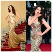 14may AishwaryaCannes411 185x185 Aishwarya Rai Bachchan stunning look at Cannes 2014