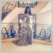 14may AishwaryaCannes421 185x185 Aishwarya Rai Bachchan stunning look at Cannes 2014