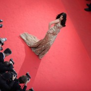 14may AishwaryaCannes44 185x185 Aishwarya Rai Bachchan stunning look at Cannes 2014