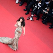 14may AishwaryaCannes45 185x185 Aishwarya Rai Bachchan stunning look at Cannes 2014