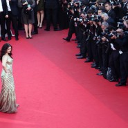 14may AishwaryaCannes48 185x185 Aishwarya Rai Bachchan stunning look at Cannes 2014