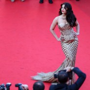 14may AishwaryaCannes49 185x185 Aishwarya Rai Bachchan stunning look at Cannes 2014