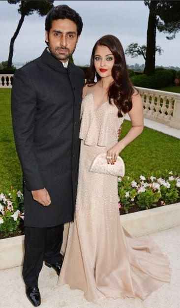 14may CannesAbhiAish amFAR05 Abhishek and Aishwarya at amfARs 21st Cinema Against AIDS Gala in Cannes 2014