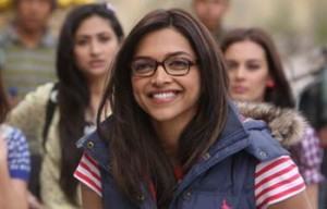 14may Deepika YJHD 300x192 Deepika to miss first annivarsary of Yeh Jawaani Hai Deewani