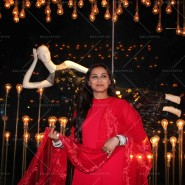 14may DivaniLaunch05 185x185 Rani Mukerji at Launch of the Flagship store for Indias First Cinema inspired fashion brand Divani