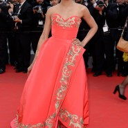 14may FreidaPintoCannes18 185x185 Cannes Update: Freida Pintos red carpet looks
