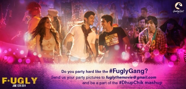 14may Fugly DhupChikContest 612x292 Click a party picture and be a part of the epic Dhup Chik Mashup video