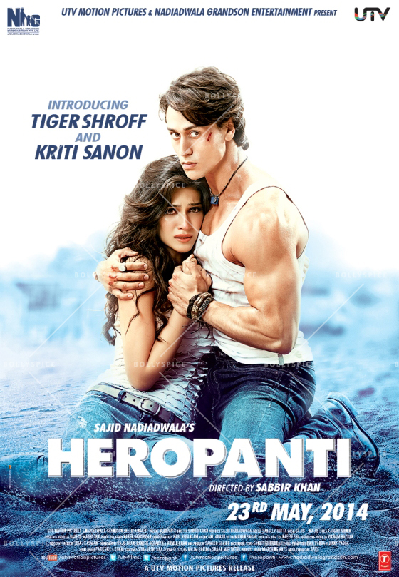 14may Heropanti Poster06 10 Reasons to Watch Heropanti!
