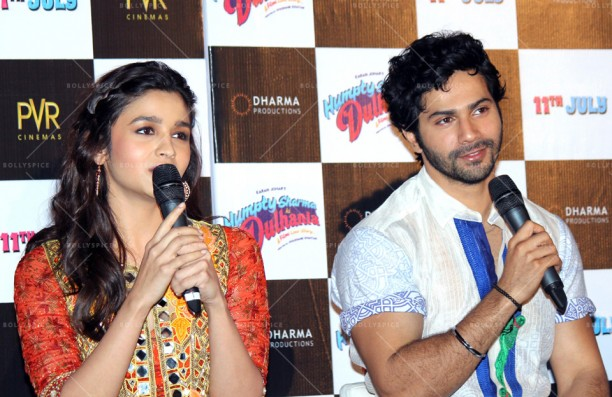 14may HumptySharmaKDTrailer21 612x397 Humpty Sharma Ki Dulhania Trailer Hits 1.7 Million views plus some pics and a synopsis!