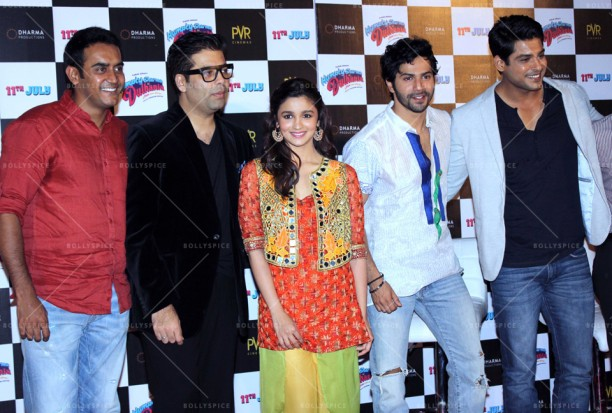 14may HumptySharmaKDTrailer63 612x413 Humpty Sharma Ki Dulhania Trailer Hits 1.7 Million views plus some pics and a synopsis!