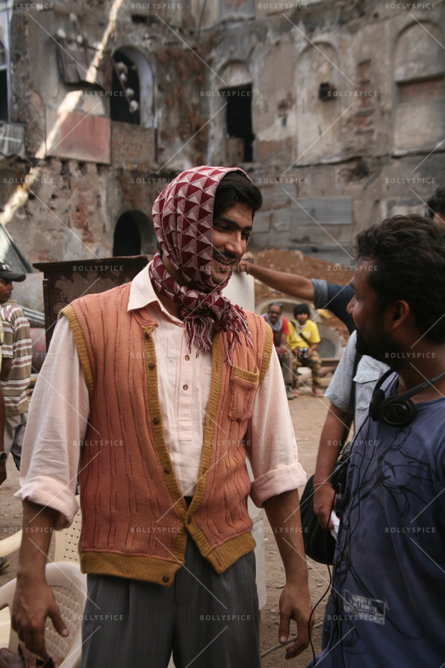 14may OnSetByomkeshBakshi16 In Pictures: On Location with Detective Byomkesh Bakshi