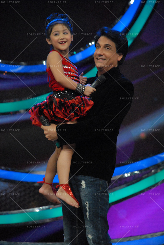 14may ShaimakMarziDIDLilMaster02 Shiamak and Marzi on Zee Tvs DID Li'l Masters