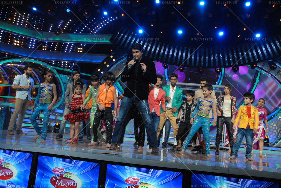 14may ShaimakMarziDIDLilMaster04 Shiamak and Marzi on Zee Tvs DID Li'l Masters