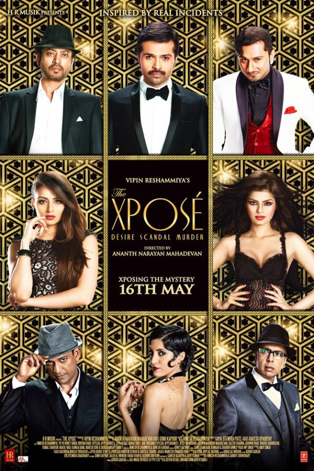 14may Xpose Hit 612x918 It's Official 'The Xpose' is a hit!